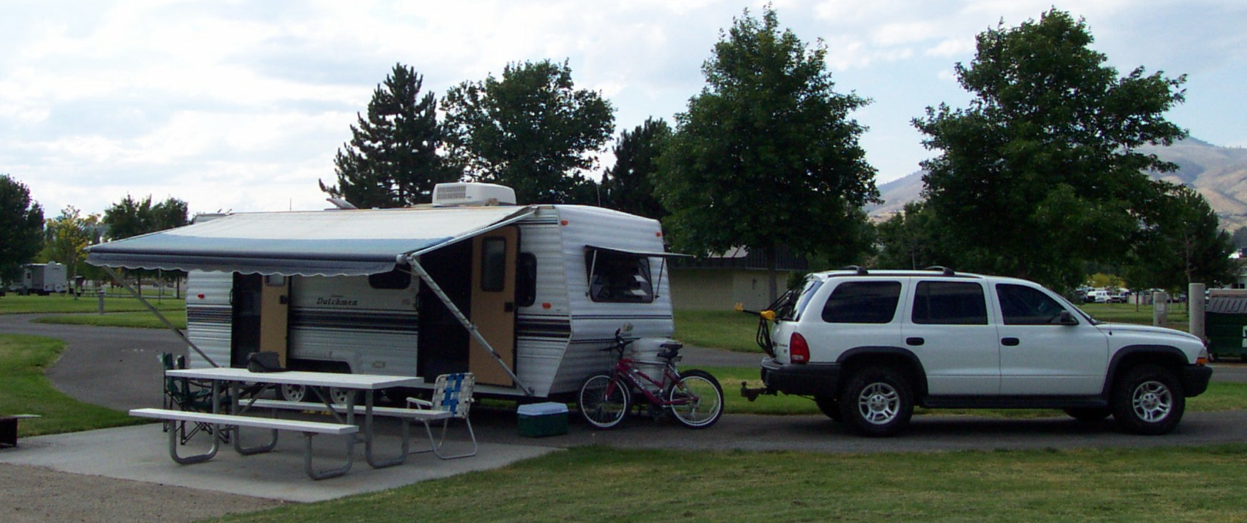 Rving With The Fergs