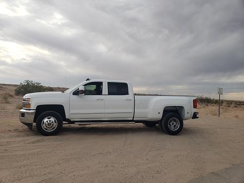 The Ferg's big truck