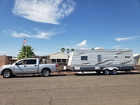 Our Travel Trailer